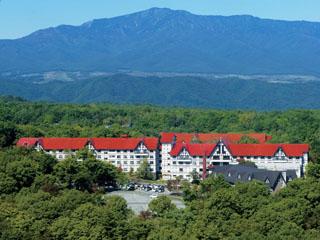 ホテルグリーンプラザ軽井沢 浅間高原標高1140mの森に囲まれたリゾートホテル