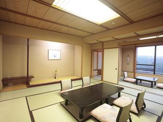 ホテル櫻井 和風情緒あふれる数寄屋造りの新客殿客室