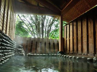 蛍雪の宿 尚文 貸切露天風呂