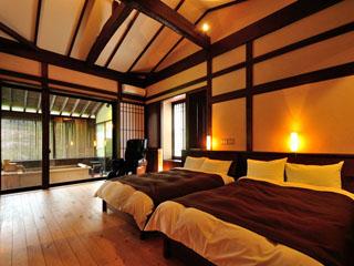 蛍雪の宿 尚文 露天風呂付客室「笹ゆり」