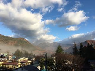 豆腐懐石 猿ヶ京ホテル 部屋からの眺望 投稿者:にんにんさん2