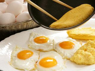 アパホテル&リゾート<東京ベイ幕張> 卵の実演調理あり!大好評朝食バイキング