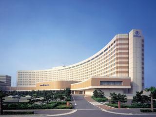 ヒルトン東京ベイ 世界にホテルを展開するヒルトンの、確かなサービスが息づくヒルトン東京ベイ。