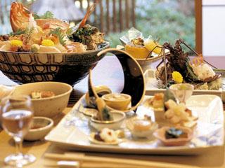 鴨川館 個室料亭「よしだや」のお料理イメージ