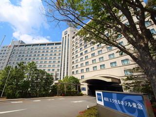 成田エクセルホテル東急 外観