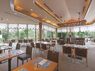 成田エクセルホテル東急 レストラン「ガーデニア」