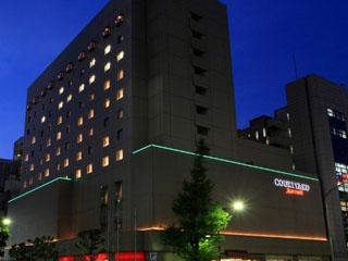 コートヤード・マリオット銀座東武ホテル 銀座の中心に位置した利便性の高いシティホテル。地下鉄銀座駅からも徒歩5分。
