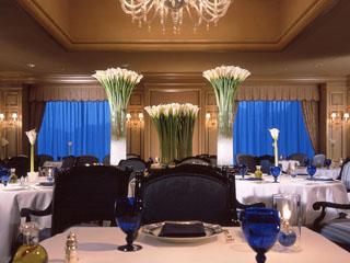ホテル椿山荘東京 シャンデリアきらめく特別な空間で極上のイタリア料理を