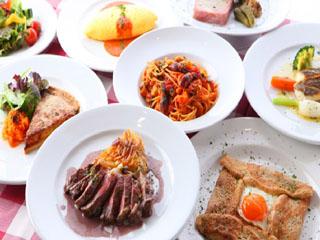 メルキュールホテル銀座東京 フランスの下町にあるビストロのような雰囲気とボリュームのある料理