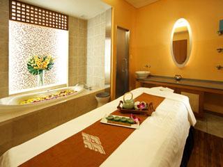 ロイヤルパークホテル ザ 汐留 日本で唯一のマンダラ・スパ。温浴施設ハイドロバスも併設