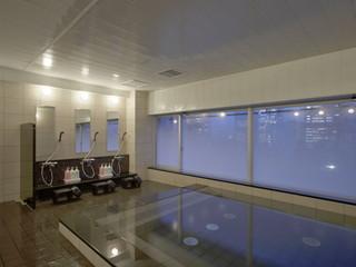 三井ガーデンホテル汐留イタリア街 最上階大浴場「Vasca Garden」