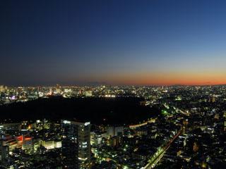 小田急ホテルセンチュリーサザンタワー 昼は窓一面に青い空を、一日の終わりには夜景を見ながらゆっくりお過ごしください