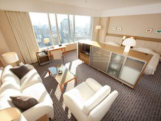 東京ドームホテル ハイグレードな客室、エクセレンシィ スイートルーム