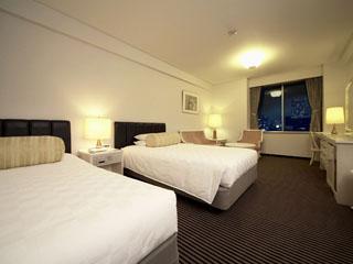 東京プリンスホテル 格調を備えた落ち着きのある客室