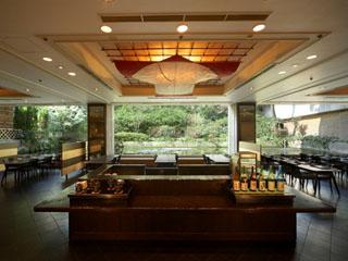 東京プリンスホテル 東京タワーの眺望と四季折々の旬の味覚をお楽しみいただける「和食 清水」