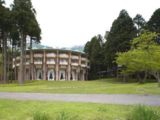 ザ・プリンス箱根芦ノ湖 中庭