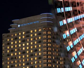 横浜ベイホテル東急 横浜・みなとみらいの中心に位置しながらも、駅直結という絶好のロケーション。