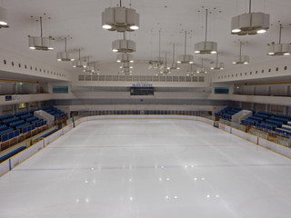 新横浜プリンスホテル 一年中スケートが楽しめる新横浜スケートセンター