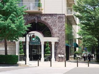 新横浜国際ホテル 洋風のおしゃれな外観