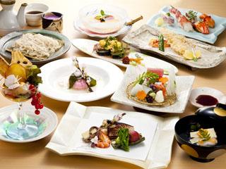 湯本富士屋ホテル 「日本料理 桂」料理長が厳選した旬の味覚を堪能できる「特選コース桂」