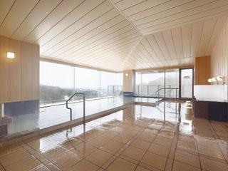 ホテル小柳 女性大浴場はこの春リニューアルオープンしました