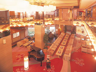 ホテル清風苑 ロビー