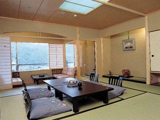 水が織りなす越後の宿 双葉 一般和室、他、露天風呂付客室、和洋室もあります