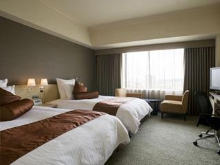 ANAクラウンプラザホテル金沢 全室デュベ仕様、ビデオオンデマンド、無料高速インターネット回線、無線LAN完備