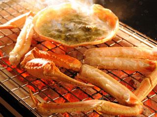 瑠璃光 地元タグ付蟹はじめ、寒鰤や甘海老など魅力の秋冬