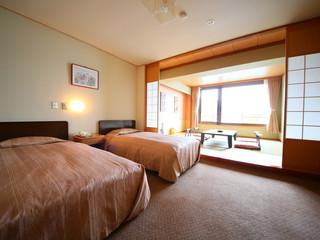 湖楽おんやど富士吟景 当館のスタンダードな客室です