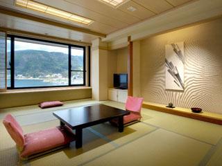 湖南荘 部屋の一例