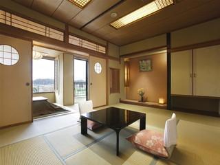ホテル鐘山苑 細流亭3号館の一般客室