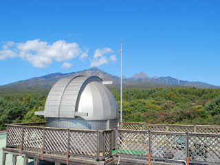 大泉高原八ヶ岳ロイヤルホテル 展望デッキから、八ヶ岳や南アルプスの絶景が望めます