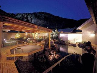 ホテル翔峰 露天風呂