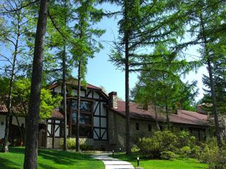 蓼科東急ホテル 緑に囲まれた高原リゾート