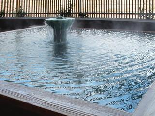 ホテルアソシア高山リゾート 大浴場 檜風呂