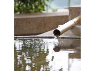 ホテルアソシア高山リゾート 大浴場 樽風呂