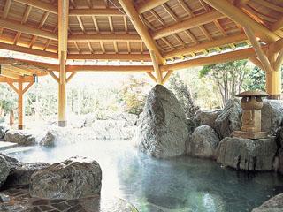 高山グリーンホテル 庭園露天風呂や檜造りのジャグジーなど充実した設備で天然温泉を楽しめます