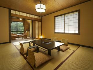 穂高荘山のホテル 部屋