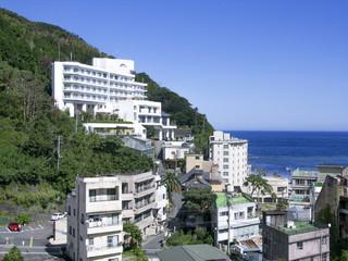 ホテルカターラRESORT&SPA 海を望む小高い丘にたたずむ天空開豁のリゾート