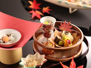 ホテル九重 料理/地元浜松・浜名湖の新鮮素材をふんだんに使用した四季会席