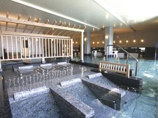 伊東ホテル聚楽 大浴場やんも湯