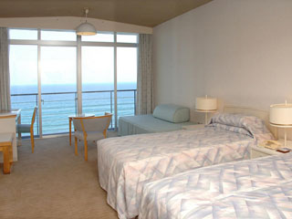 下田プリンスホテル 心地よい潮風が、心身ともにリラックスさせてくれる