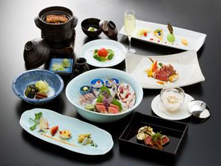 焼津グランドホテル 素材の旨みを閉じ込める石窯で調理した和洋折衷料理