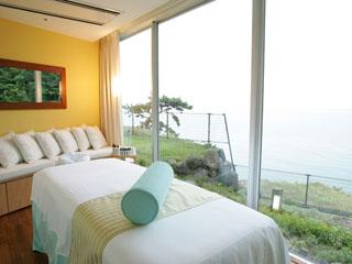 焼津グランドホテル 海・緑・温泉の自然のエネルギーを取り込み、スパで心も身体もリフレッシュ