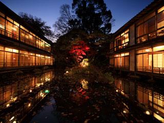新井旅館 華の池