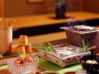 割烹旅館 新叶 駿河湾の旬な海の幸