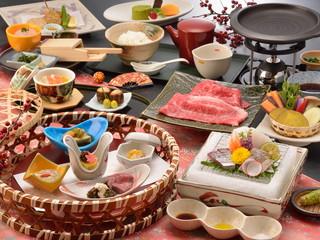 熱海後楽園ホテル 伊豆の幸を堪能。調理長自慢の料理は割烹レストラン「紅梅亭」で