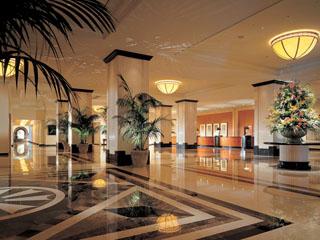 名古屋マリオットアソシアホテル ロビー