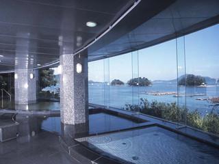 鳥羽グランドホテル 海の見えるお風呂